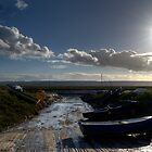 Down to the sea in boats by lawrencejoefish