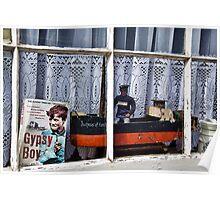 Old Seafarer's Cottage? Poster