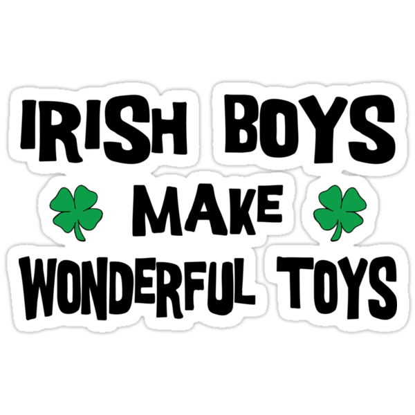 Irish Boys by HolidayT-Shirts