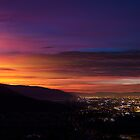 Night/Sunrise Montemurlo by Mattia  Bicchi Photography
