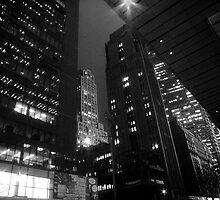 Bright Lights Big City by mrdurand