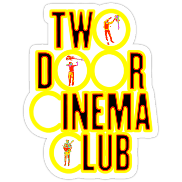 Two Door Cinema Club by RulerOfNothing