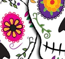 Sunshine Sugar Skulls Sticker