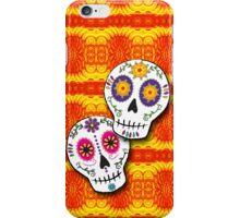 Sunshine Sugar Skulls iPhone Case/Skin