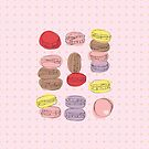 Macaron Amour by alexistitch