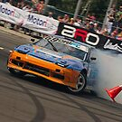 UDC Drift stage qualification run by Oleksiy Rybakov