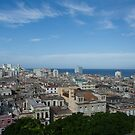 Havana skyline by Mark Prior