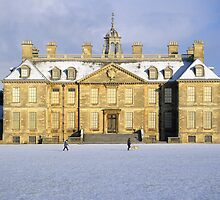 Belton House at Christmas - Lincolnshire by Martin Cameron