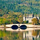 Inveraray Castle by Stephen Knowles