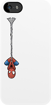 Spidey - iPhone 4S/4 Version - White by Yaroi