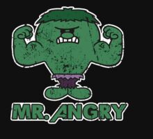 Mr.Angry by Baznet