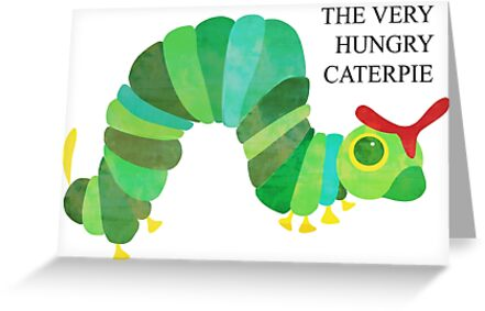 The Very Hungry Caterpie by Stephanie Hodges
