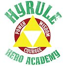 Hyrule Hero Academy by Stephanie Hodges