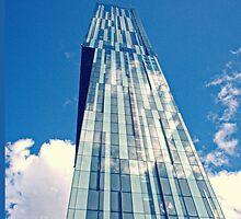 Beetham Tower by BoywonderUK