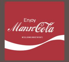 Mann-Cola by ShaneReid2