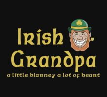 Irish Grandpa by HolidayT-Shirts