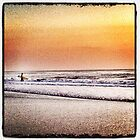 SURFER IN JACKSONVILLE by katemmo