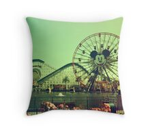 what a wonderful day Throw Pillow