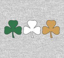 Ireland Shamrock Flag Kids Clothes