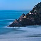 Heceta Head by Ryan J. Zeigler