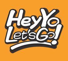 Hey Yo, Let's Go! by aditmawar