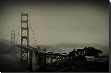 The Golden Gate Bridge by eddieguy