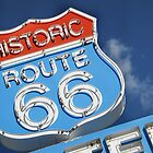 Historic Route 66 by theseven