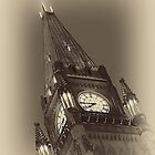 Peace Tower by Eunice Gibb