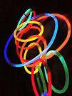 Glow Sticks - Three by Sammy Nuttall