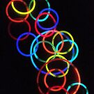 Glow Sticks - One (iPhone / iPod Case) by Sammy Nuttall