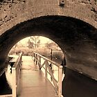 Arched Bridge by Cheryl Craig