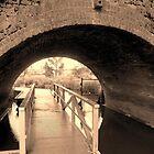 Arched Bridge by Cheryl Craig