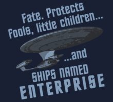Protected by Fate Kids Clothes