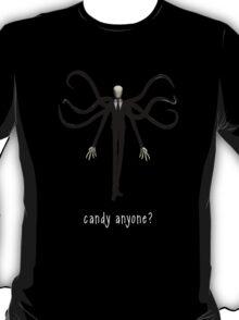 Slender Man, the Candy Man T-Shirt