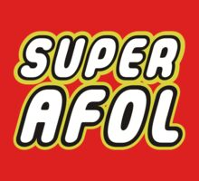 SUPER AFOL by Customize My Minifig by ChilleeW