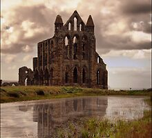Reflections of Whitby by Brian Avery
