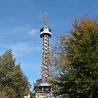 Petrin Tower by Natas