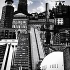 Urban Stockholm by Nicklas Gustafsson