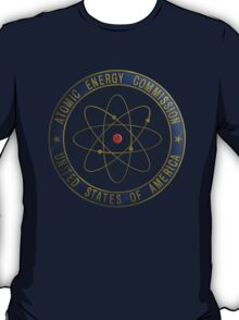 Atomic Energy Commission - Metal T-Shirt