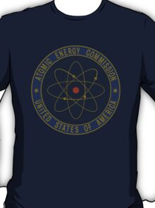 Atomic Energy Commission - Flat T-Shirt