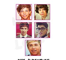 One Direction by LemonScheme