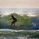 More Green Dreams, Duranbah NSW, 13 Oct 2012 by Odille Esmonde-Morgan