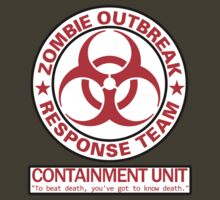 Zombie Outbreak Response Team - Containment Unit by spyderjava