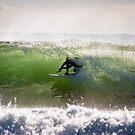 More Green Dreams #4, Duranbah NSW, 13 Oct 2012    by Odille Esmonde-Morgan