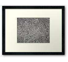 Tubes 2 Framed Print