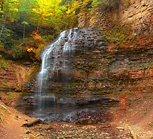 Tiffany Falls © by © Hany G. Jadaa © Prince John Photography