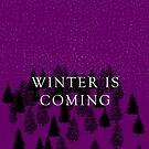 Winter is Coming by jerasky