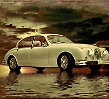 Jag 1959 by Steven  Agius