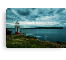Let there be light - Hornby Light Canvas Print