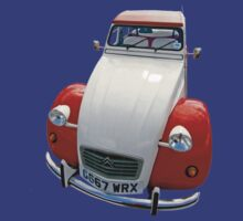 Citroen 2CV Dolly by RoystonVasey